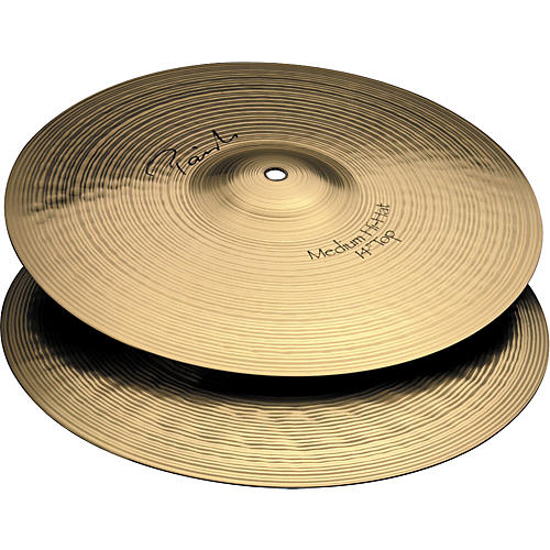 Paiste Signature Medium Hi-Hats-thumbnail