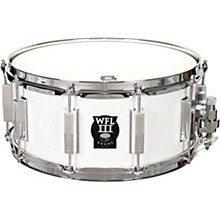 WFLIII Drums Signature Metal Snare Drum with Chrome Hardware