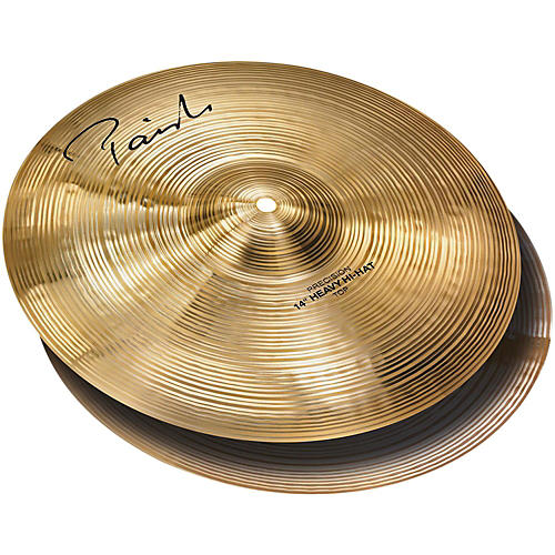 Paiste Signature Precision Heavy Hi-Hats
