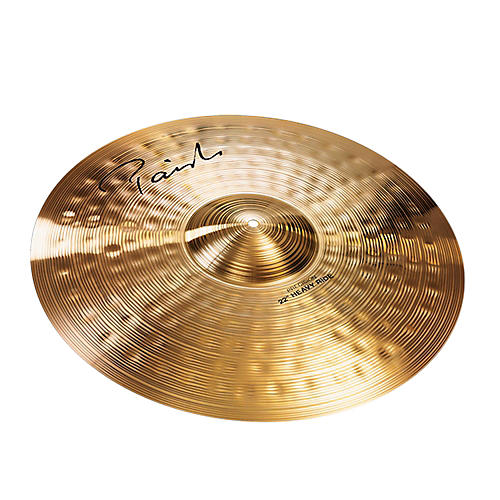 Paiste Signature Precision Heavy Ride 22 in.