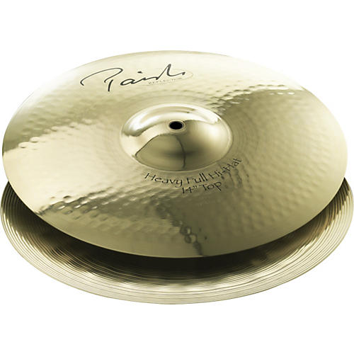 Paiste Signature Reflector Heavy Full Hi-Hat Cymbals-thumbnail