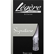 Legere Reeds Signature Series Bb Clarinet Reed