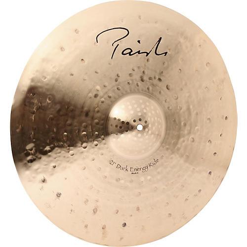 Paiste Signature Series Dark Energy MKII Ride Cymbal  22 in.-thumbnail