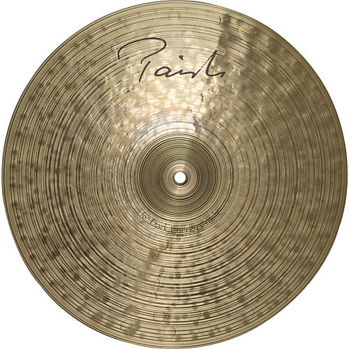 Paiste Signature Series Dark MKI Energy Crash Cymbal-thumbnail