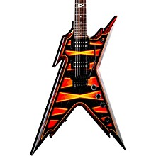 Dean Signature Series Dime Razorback DB Floyd Electric Guitar