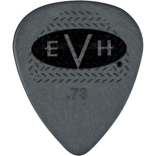 EVH Signature Series Picks (6 Pack) 0.73 mm Gray/Black