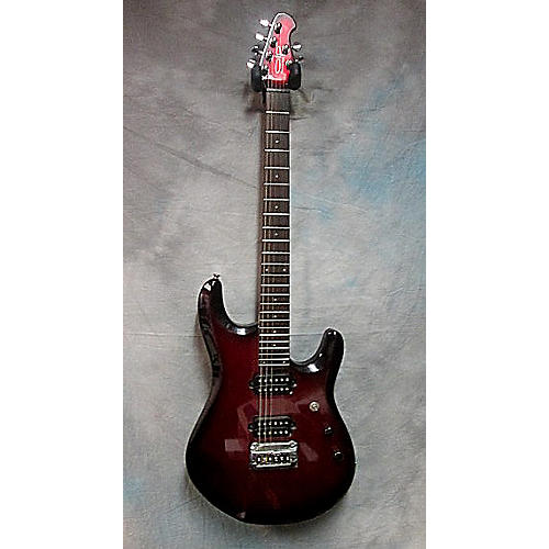 OLP Signature Series Solid Body Electric Guitar-thumbnail