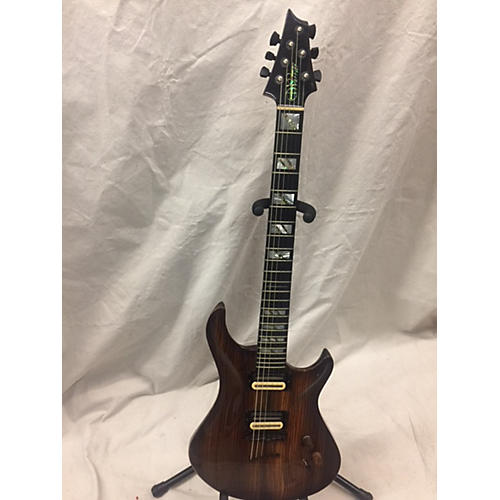 Warrior Signature Solid Body Electric Guitar-thumbnail
