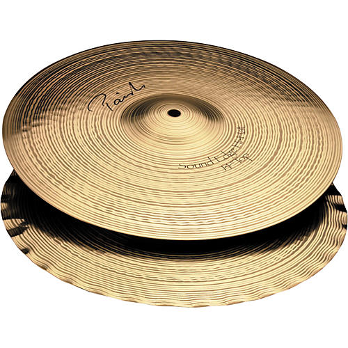 Paiste Signature Sound Edge Hi-Hats (Pair)-thumbnail