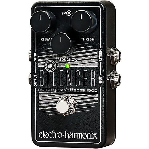 Electro Harmonix Silencer Noise Gate Guitar Effects Pedal