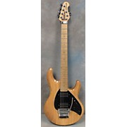 Ernie Ball Music Man Silhouette Floyd Rose Solid Body Electric Guitar