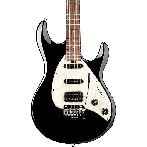 Ernie Ball Music Man Silhouette Special HSS Electric Guitar with All Rosewood Neck