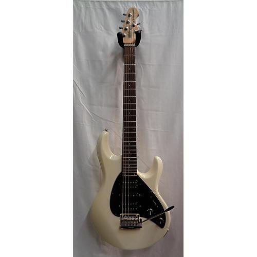 Ernie Ball Music Man Silhouette Standard Solid Body Electric Guitar-thumbnail