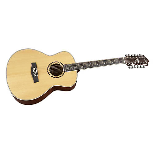 Hagstrom Siljian Grand Auditorium 12-String Acoustic Guitar