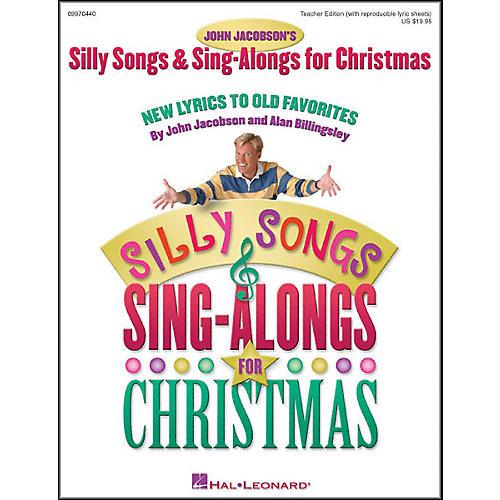 Hal Leonard Silly Songs & Sing-Alongs for Christmas-thumbnail