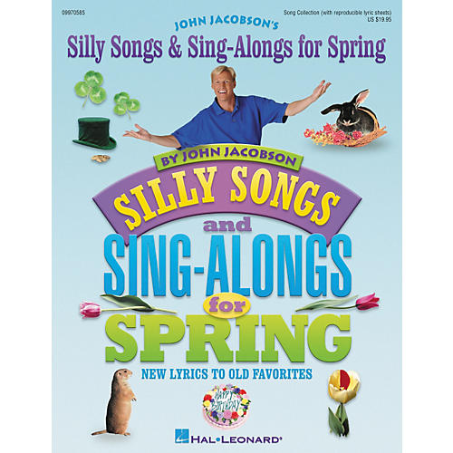 Hal Leonard Silly Songs & Sing-Alongs for Spring-thumbnail