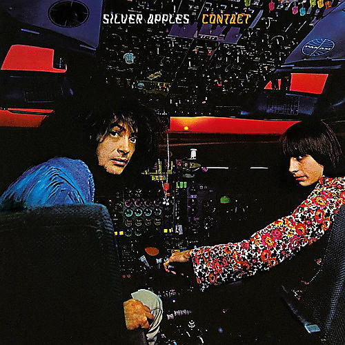 Alliance Silver Apples - Contact