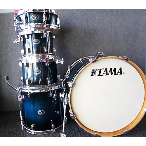 Tama Silver Birch Drum Kit