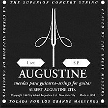 Albert Augustine Silver Black Label Classical Guitar Strings
