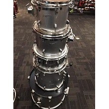 Rogers Silver Drum Kit