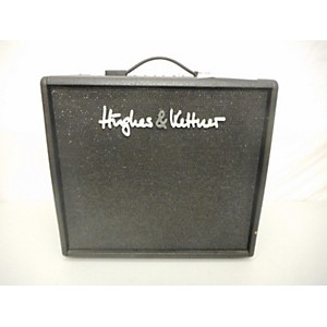 Pre-owned Hughes and Kettner Silver Edition 1X12 Guitar Combo Amp