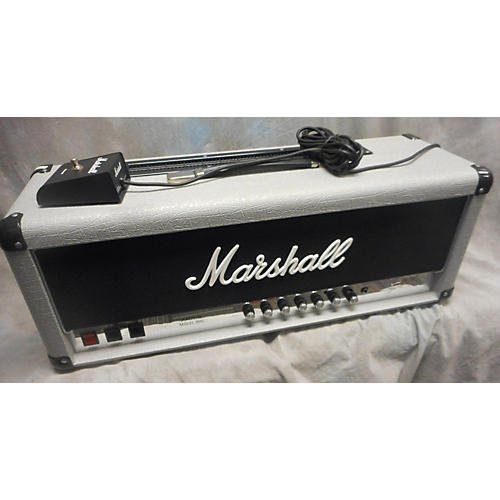 Marshall Silver Jubilee Model 2555 Tube Guitar Amp Head