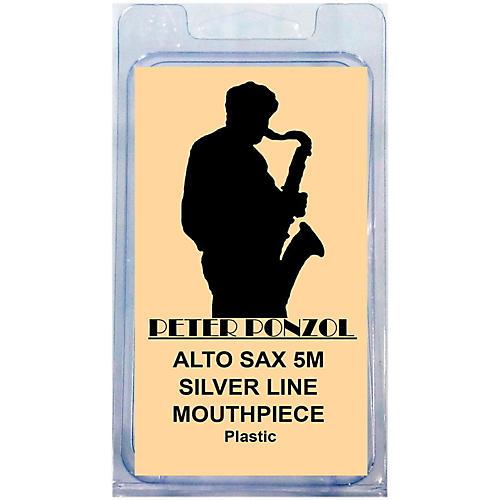 Peter Ponzol Silver Line Premium Saxophone Mouthpiece Kit