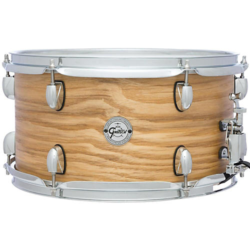 Gretsch Drums Silver Series Ash Snare Drum Satin Natural 7x13