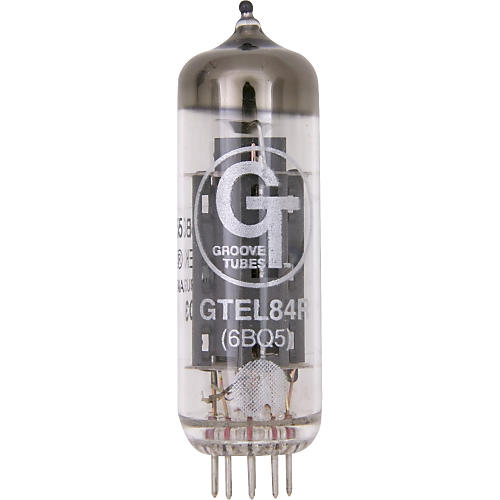 Groove Tubes Silver Series ST-EL84-R Power Tube-thumbnail