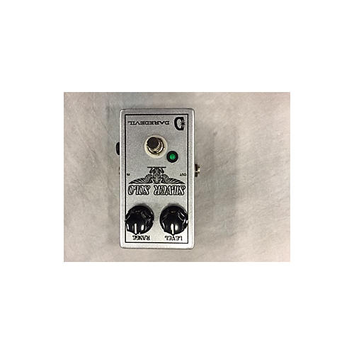 Daredevil Pedals Silver Solo Effect Pedal-thumbnail