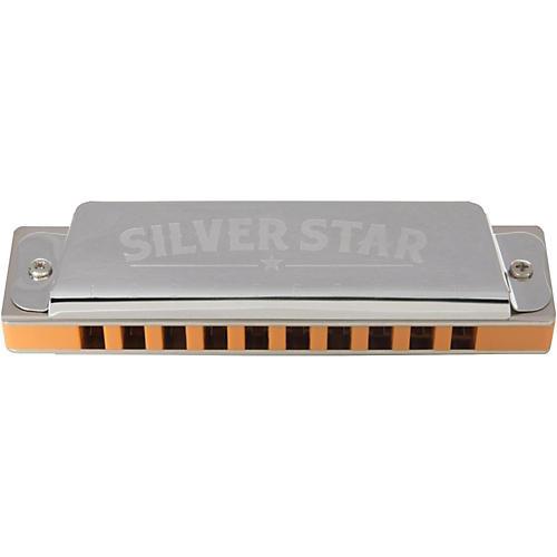 Silver Creek Silver Star Harmonica