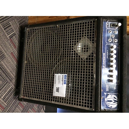 SWR Silverado Special Bass Combo Amp-thumbnail