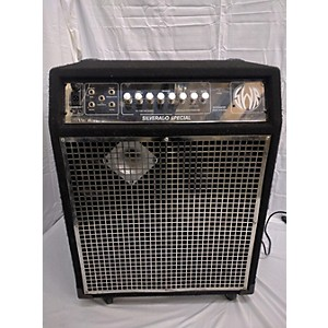 Pre-owned SWR Silverado Special Bass Combo Amp by SWR