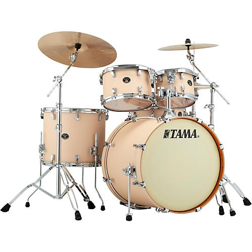 Tama Silverstar 5-Piece Shell Pack with 22 in. Bass Drum-thumbnail