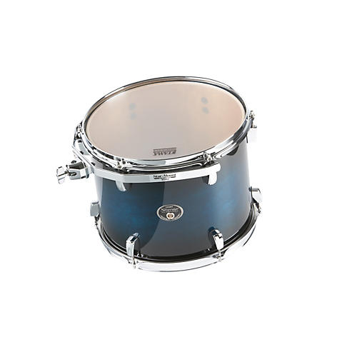 Tama Silverstar Custom Tom Transparent Blue Burst 13x10