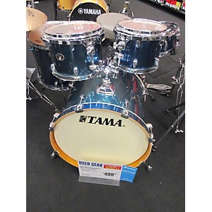Pre-owned Tama Silverstar Drum Kit by Tama