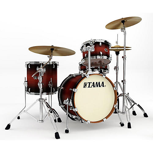 Tama Silverstar Lacquer 4-Piece Jazz Shell Pack-thumbnail