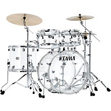 "Tama Silverstar Mirage 5-Piece Shell Pack with 22"" Bass Drum"