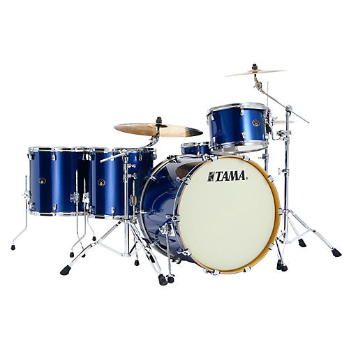 Tama Silverstar VK Limited Edition 5-Piece Power Rock Shell Pack-thumbnail