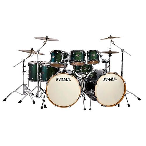 Tama Silverstar VK Limited Edition 8-Piece Double Bass Shell Pack