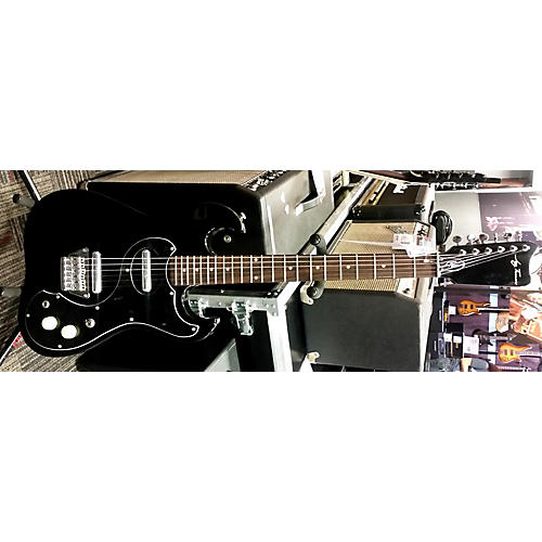 Jay Turser Silvertone Style Solid Body Electric Guitar-thumbnail