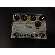 DVK Silvertop Effect Pedal
