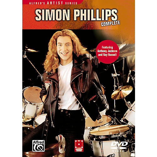 Alfred Simon Phillips Complete DVD-thumbnail