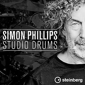 Steinberg Simon Phillips Studio Drums VST Sound Set by Steinberg