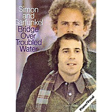 Music Sales Simon and Garfunkel - Bridge over Troubled Water Music Sales America Softcover by Simon And Garfunkel