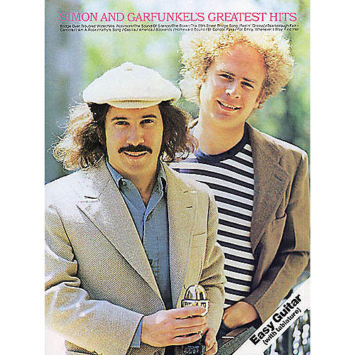 Music Sales Simon and Garfunkel's Greatest Hits Music Sales America Series Softcover Performed by Simon And Garfunkel