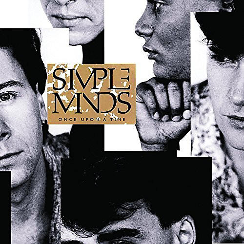 Alliance Simple Minds - Once Upon a Time
