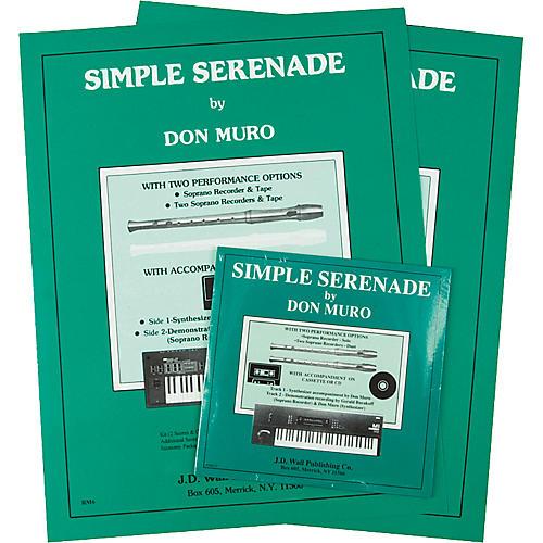 Magnamusic Simple Serenade 2 Scores with CD