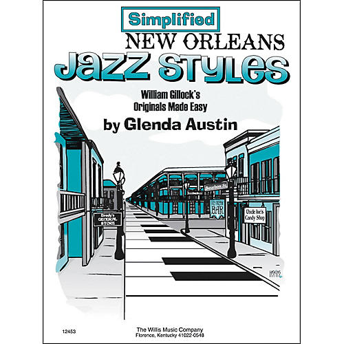 Willis Music Simplified New Orleans Jazz Styles Later Elementary Piano by Glenda Austin-thumbnail