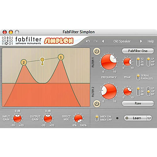 FabFilter Simplon Software Download
